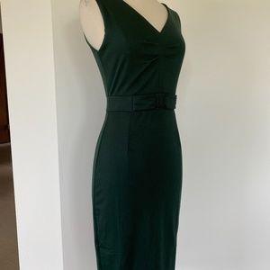 Lindy Bop 40s style Anne wiggle dress S
